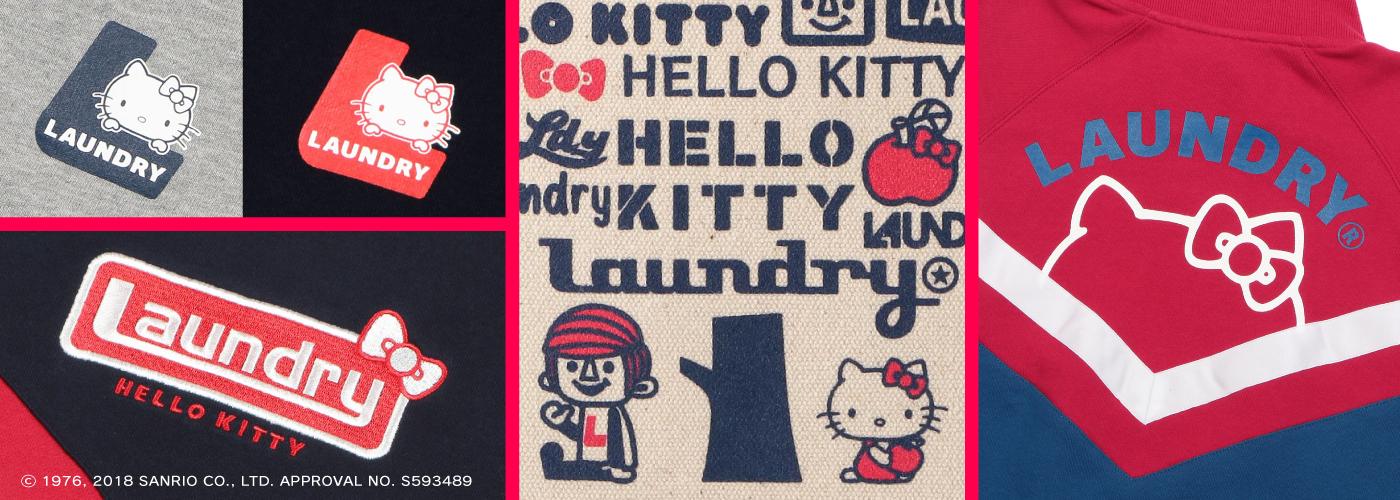 HELLO KITTY×Laundry