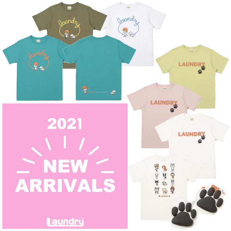 New Arrival 2021 Spring