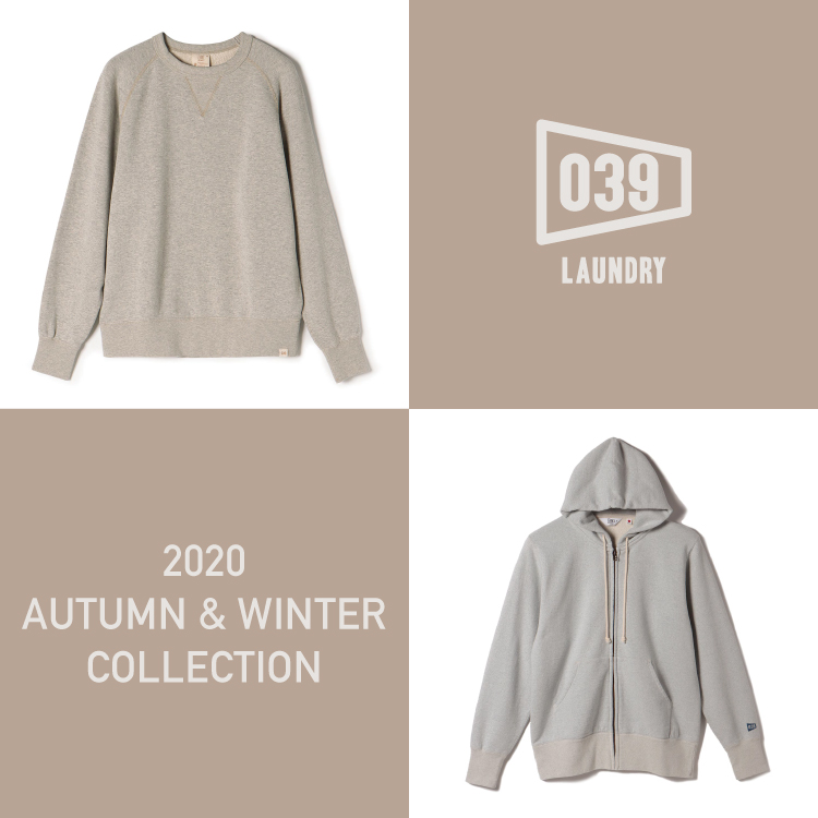 【039】AW COLLECTION 2020