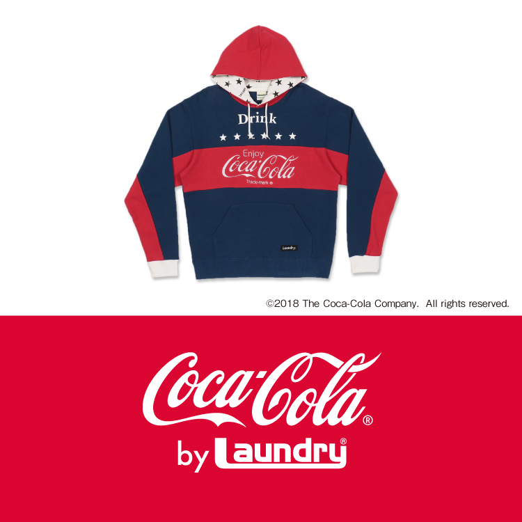Coca-Cola by LAUNDRY