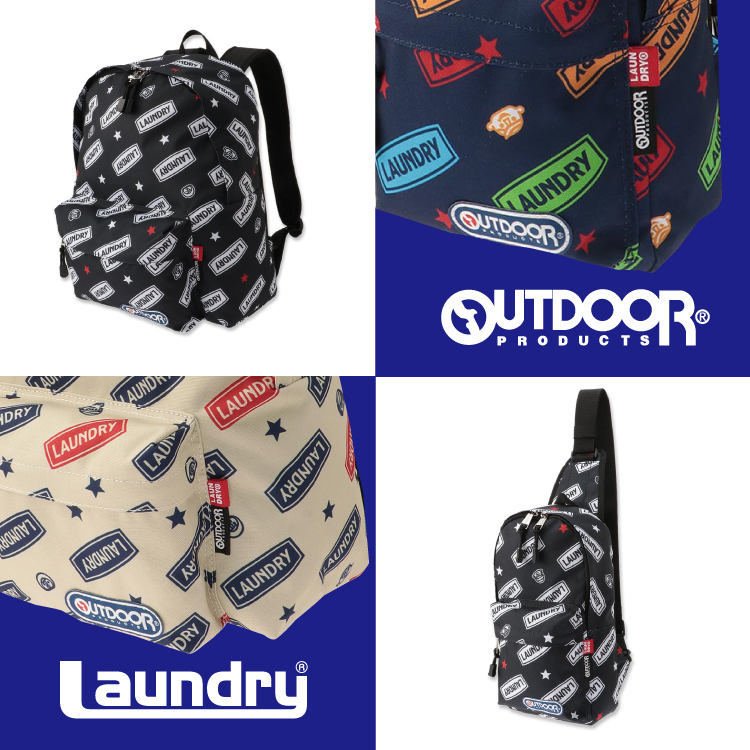 OUTDOOR PRODUCTS×Laundry