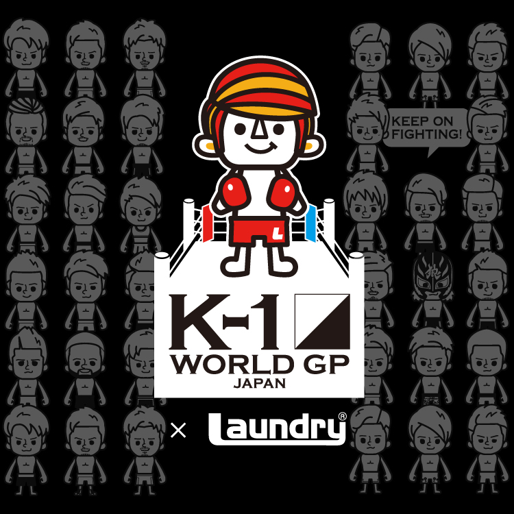 K-1×Laundry